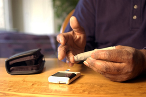 Diabetes  is easy to control in early stages