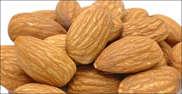 Almond is a good source of folic acid