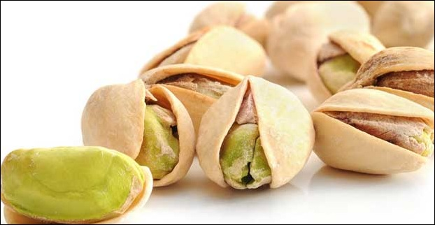 Pistachio is rich in lutein which is good for eyes