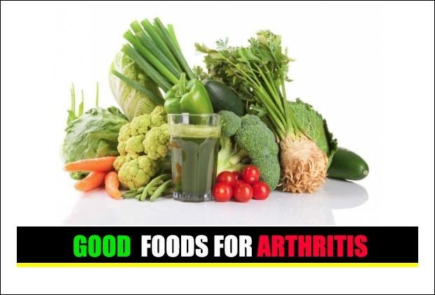 Foods that benefits in Arthritis
