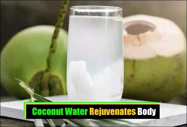 Coconut Water is hailed as one of the healthiest summer drinks