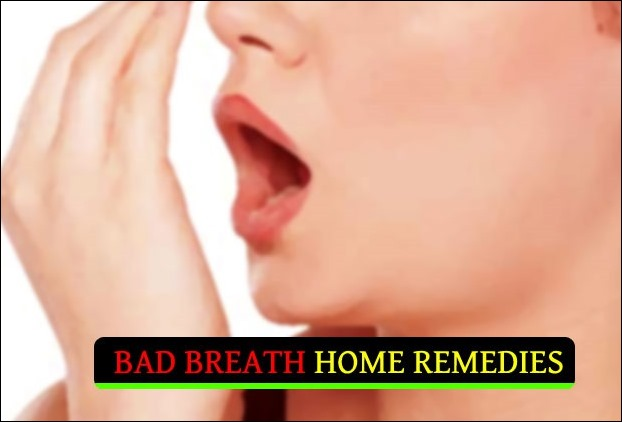 Natural , fast and working Bad Breath home remedies