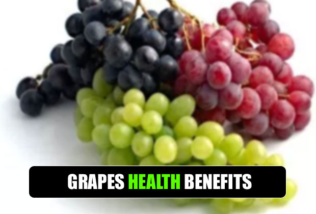 Benefits of Grapes in Health