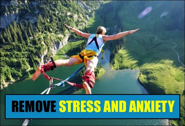 Relieve Stress and Anxiety - 31 Tips
