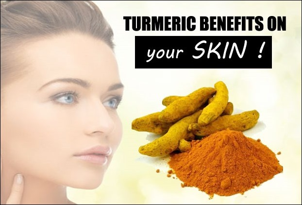 Turmeric Benefits on Skin