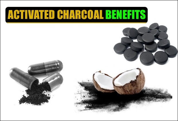 Activated Charcoal Benefits and Side Effects