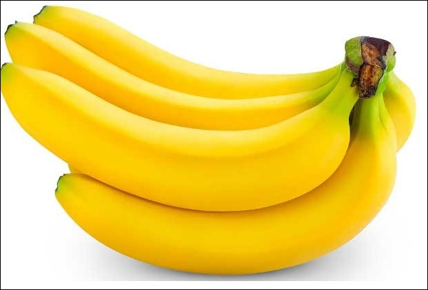 High blood pressure treatment in Ayurveda suuggests Banana for HBP remedy