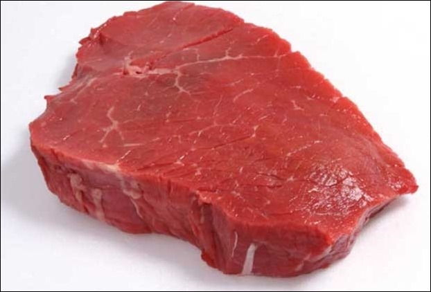 Red meat is a source of saturated fat and should be avoided